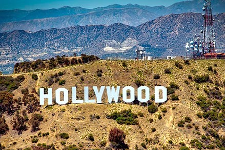 USA Hollywood Kalifornien